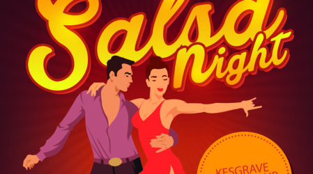 Salsa Dancing Classes