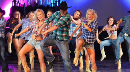 Line Dancing Classes